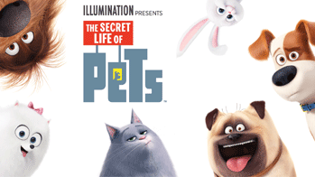 Image: Secret Life of Pets movie poster