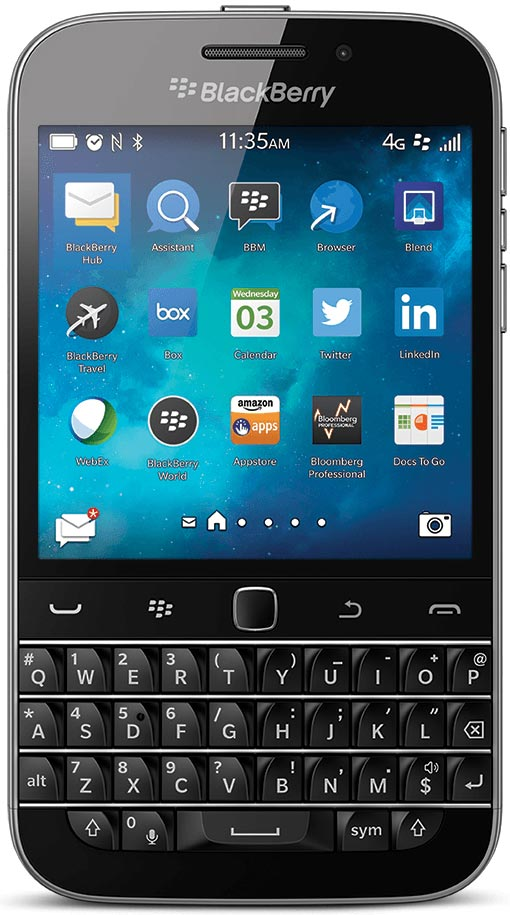BlackBerry<sup>®</sup> Classic