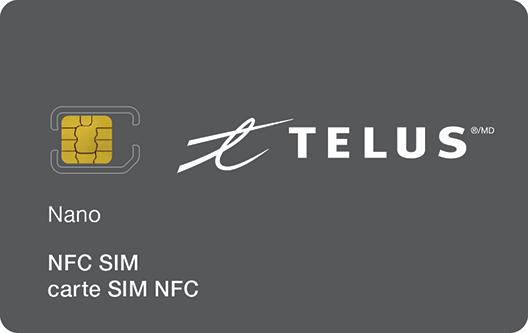 Nfc Sim Card Sim Cards Mobility Telus Com