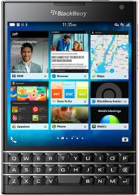 BlackBerry<sup>®</sup> Passport