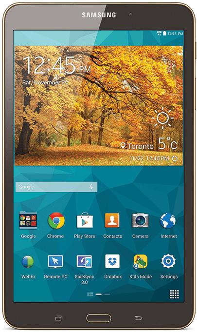 Samsung Galaxy Tab S 8 4 Lte Tablets Mobility Telus Com