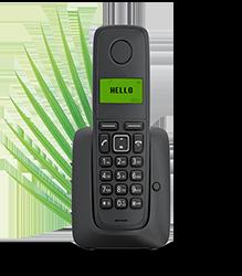 Telus home phone hook up